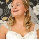 Emma AFTER Make-Up on her Wedding Day