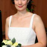 Rachel on her Wedding Day