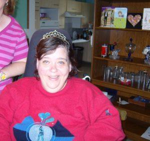 Ruth Before Bridal Make-Up